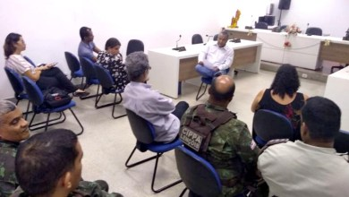 Photo of Chapada: Prefeitura do município de Lençóis organiza reunião geral sobre segurança pública