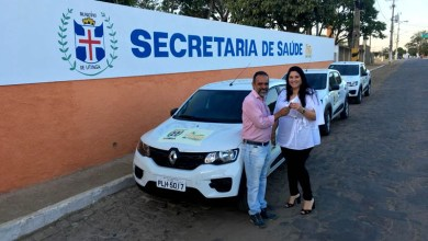 Photo of Chapada: Prefeitura de Utinga realiza entrega de automóveis para secretarias municipais
