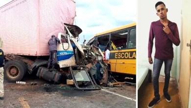 Photo of #Bahia: Aumenta o número de mortos em tragédia na BR-116, na região de Santa Bárbara