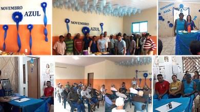 Photo of Chapada: Prefeitura de Utinga celebra resultados da campanha 'Novembro Azul' no município