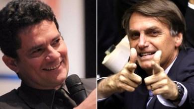 Photo of #Polêmica: Moro converge com Bolsonaro sobre maioridade penal e posse de armas