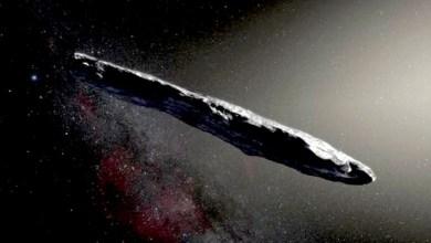Photo of #Mundo: Objeto que cruzou sistema solar pode ser uma espaçonave alienígena, dizem astrônomos