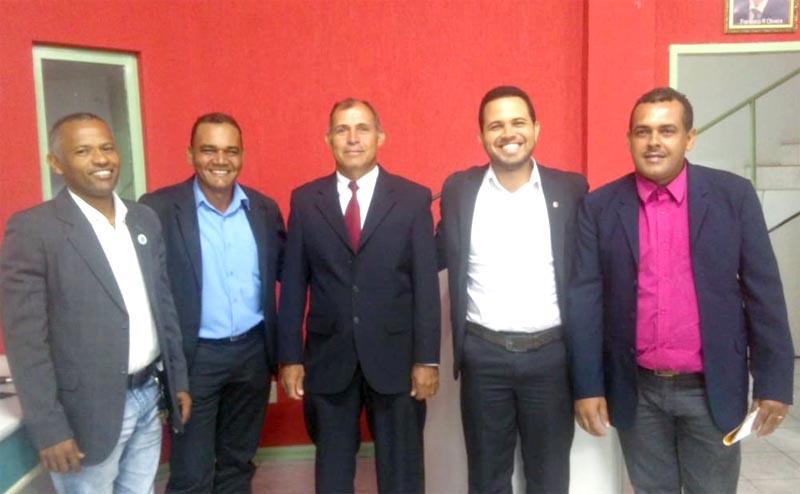 Chapada: Vereador deixa base do prefeito de Boa Vista do Tupim e fortalece oposição