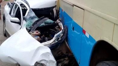 Photo of Chapada: Acidente entre automóvel e ônibus deixa uma vítima em Tanhaçu