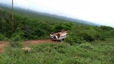 Photo of Chapada: Veículo de Secretaria de Saúde de Barra da Estiva se envolve em acidente na BA-142
