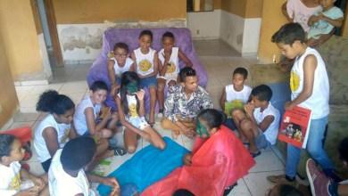 Photo of Chapada: Projeto de leitura de escolas municipais incentiva crianças em Nova Redenção