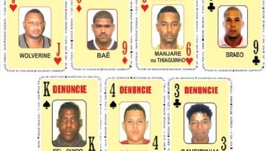 Photo of #Bahia: Sete criminosos são inseridos no Baralho do Crime, informa SSP