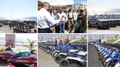 Photo of #Bahia: Governo lança 'Operação Verão' com entrega de equipamentos para as polícias