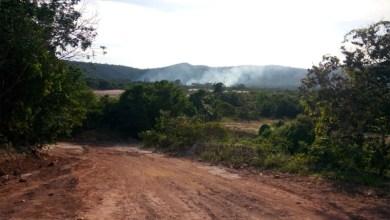 Photo of Chapada: Foco de incêndio em balneário do Paraguaçu é extinto por brigadistas em Andaraí