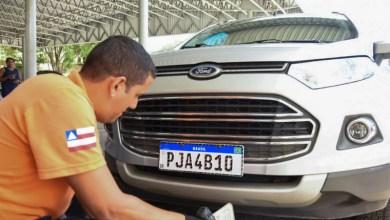 Photo of Detran amplia atendimento e veículos começam a circular com placa Mercosul na Bahia