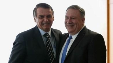 Photo of #Mundo: Secretário dos EUA afirma que seu país está satisfeito com futura base militar no Brasil