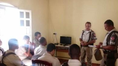 Photo of Chapada: Policiais militares de Boa Vista do Tupim recebem visita do comandante do 11° BPM