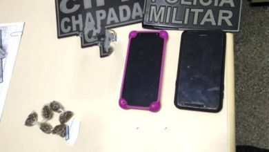 Photo of Chapada: Ação policial conjunta tira de circulação traficante e menor que vendiam drogas em Milagres
