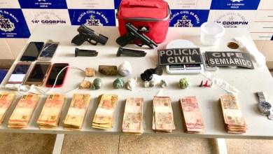 Photo of #Bahia: Polícia identifica responsáveis por roubo a distribuidora durante operação em Irecê