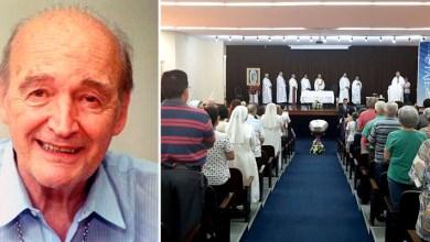 Photo of #Brasil: Padre Quevedo é enterrado em Belo Horizonte; ele morreu por complicações cardíacas