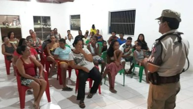 Photo of Chapada: PM interage com comunidade em Itaberaba para mais uma etapa do projeto 'Comando nos Bairros'