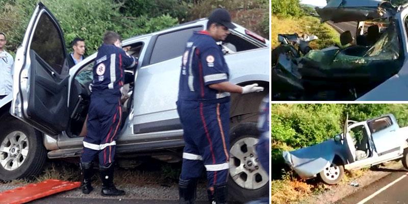 #Bahia: Advogado sofre grave acidente na BA-148 entre Brumado e Livramento de Nossa Senhora