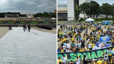 Photo of #Brasil: Palácio do Planalto já está pronto para a posse do presidente eleito Jair Bolsonaro