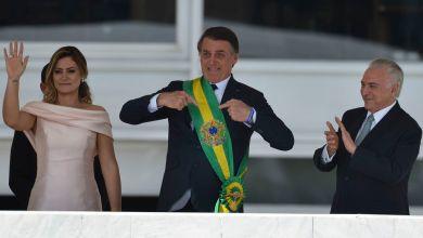 Photo of #Brasil: Casal Bolsonaro desiste de gabinete de Michelle na biblioteca do Planalto após polêmica