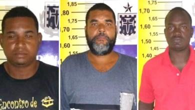 Photo of Chapada: Trio que roubou caminhão com óleo de soja em Oliveira dos Brejinhos é preso em Simões Filho