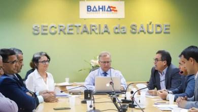 Photo of Chapada: Prefeitos da região discutem consórcio de saúde com secretário estadual em Salvador