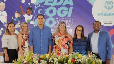 Photo of Chapada: Encontro pedagógico 2019 em Itaberaba reúne trabalhadores da educação municipal