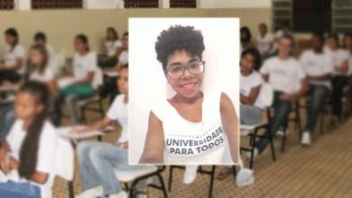 Photo of #Bahia: Estudante do projeto Universidade para Todos é aprovada em Medicina na Uneb