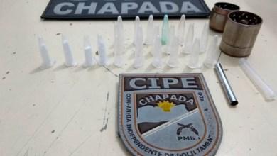 Photo of Chapada: Dupla é presa pela polícia por uso de cocaína na cidade de Ruy Barbosa