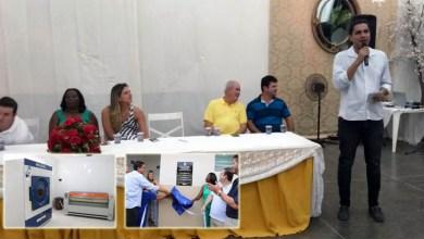 Photo of Itaberaba: Prefeito Ricardo Mascarenhas recebe deputados em evento político e entrega lavanderia no HGI