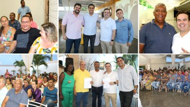 Photo of Chapada: Prefeito de Itaberaba recebe adesões durante encontro com deputados