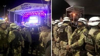 Photo of Chapada: SSP informa que CarnaLapão teve baixos registros de ocorrências; 200 policiais atuaram na festa