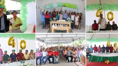 Photo of Chapada: Sindicato dos Trabalhadores Rurais de Boa Vista do Tupim comemora 40 anos com muita festa