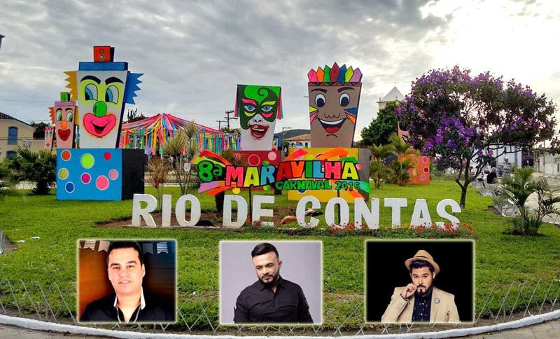 Chapada: Carnaval do município de Rio de Contas tem programação e atrações divulgadas; confira aqui