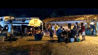 Photo of Chapada: Boa Vista do Tupim enfrenta falta de água e moradores protestam; Embasa disponibiliza carros-pipa
