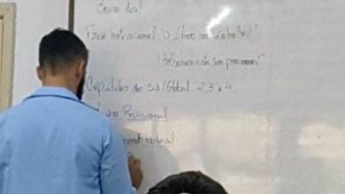 """Photo of #Brasil: Professor de história se demite após repercussão de frase motivacional; """"Bolsonaro está com pneumonia"""""""