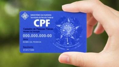 Photo of #Brasil: Após decreto federal, número de CPF substitui os do NIT, PIS, CTPS e CNH; saiba mais