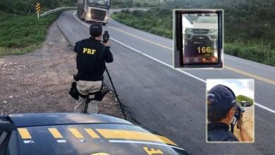 Photo of Chapada: Mais de 600 condutores são flagrados por excesso de velocidade durante operação da PRF na região