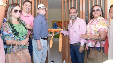 Photo of Chapada: Prefeito de Utinga entrega creche no bairro de Vila Nova construída com recursos próprios