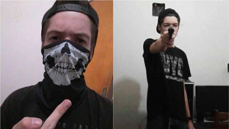 #Urgente: Jovem envolvido em atentado em escola admirava armas de fogo e a família Bolsonaro