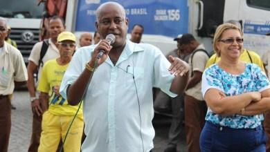 Photo of #Bahia: Vereador de Salvador e Sindilimp lamentam a morte do sindicalista Edson Conceição