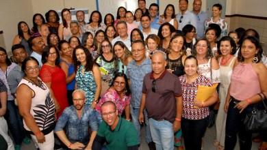 Photo of Chapada: Rui Costa discute melhoria do ensino e da aprendizagem com educadores em Itaberaba