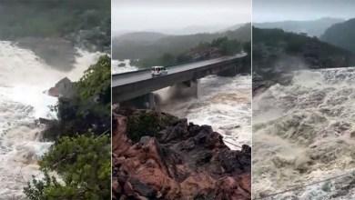 Photo of Chapada: Chuvas voltam a amenizar o calor na região; vídeo mostra força da água em Andaraí