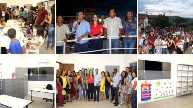Photo of Chapada: Prefeitura de Itaetê entrega para a população sede própria do Cras; confira fotos