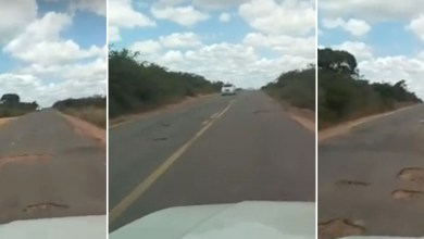 Photo of Chapada: Motoristas que trafegam pela BA-148 reclamam de buracos na via no trecho de Abaíra
