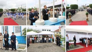 Photo of Chapada: Mesmo com chuvas, Itaberaba comemora seu aniversário de 142 anos de emancipação político-administrativa
