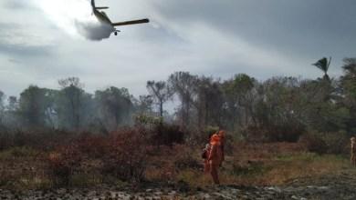 Photo of Chapada: 'Bahia Sem Fogo' auxilia o combate a incêndios florestais em municípios da região