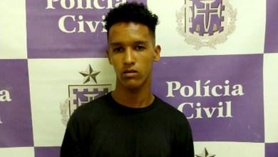 Photo of Chapada: Policiais civis prendem homem que tentou matar três pessoas no município de Itaberaba