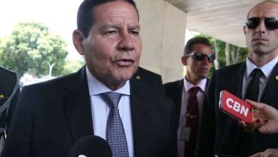 Photo of Vice-presidente Mourão diz que militar preso na Espanha com cocaína trabalhava como 'mula qualificada'