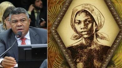 Photo of Dandara dos Palmares é inscrita como 'heroína da pátria'; Valmir destaca força da mulher negra