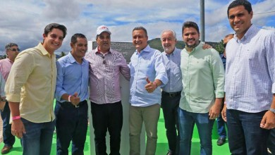 Photo of Chapada: Prefeito de Itaetê comemora entrega de trecho da BA-245 e anúncio de obras dos 35km até Mucugê